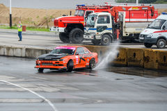 Russin Drift Series Stage 4 Stock Photography