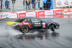 Russin Drift Series Stage 4 Stock Image