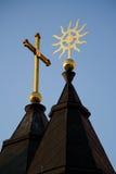 Russin-Kirche Lizenzfreie Stockfotografie