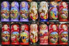 russion кукол Стоковые Фотографии RF