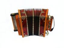 Russisch concertina Royalty-vrije Stock Afbeeldingen