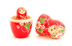Russisch Doll Stock Fotografie