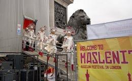 2014 Russisch Festival Royalty-vrije Stock Foto