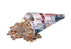 Russisch geld. Stock Foto