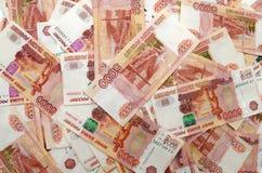 contant geld Russisch dik