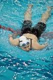 Russisch het zwemmen kampioenschap 2010 royalty-vrije stock afbeelding