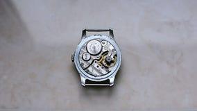 Russisch horloge stock videobeelden