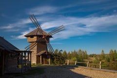 Russisch landschap Royalty-vrije Stock Foto