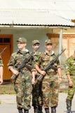 Russisch leger Stock Afbeeldingen