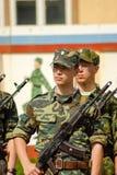 Russisch leger Stock Foto's