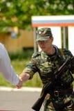 Russisch leger Royalty-vrije Stock Fotografie