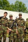 Russisch leger Stock Afbeelding