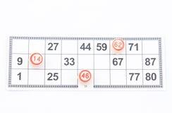 Russisch Lotto Stock Afbeeldingen