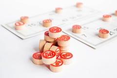 Russisch Lotto royalty-vrije stock afbeelding