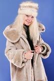 Russisch meisje 1 Royalty-vrije Stock Afbeeldingen