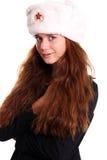 Russisch meisje Royalty-vrije Stock Afbeelding