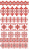 Russisch nationaal ornament Royalty-vrije Stock Fotografie