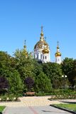 Russisch-Orthodoxe Kirche Stockbilder