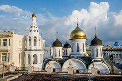 Russisch-Orthodoxe Kirche in Havana Cuba stockbilder