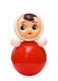 Russisch roly-polystuk speelgoed Royalty-vrije Stock Foto