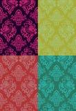 Russisch Seamlesss-Patroon Stock Afbeelding