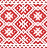 Russisch traditioneel ornament Royalty-vrije Stock Afbeelding