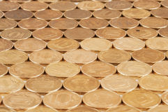 Russische 10-Münze stockfotos