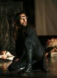 Russische acteur Dmitry Bozin Royalty-vrije Stock Fotografie