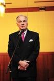 Russische ambassadeur aan Servië Alexander Konuzin Royalty-vrije Stock Afbeelding