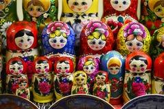 Russische Andenken Lizenzfreies Stockfoto