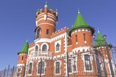 Russische architectuur en tradities Yoshkar-Ola Rusland Royalty-vrije Stock Foto