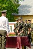 Russische Armee Stockbild
