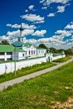 Russische christliche Kirche Stockfotos