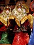 Russische dame Royalty-vrije Stock Fotografie