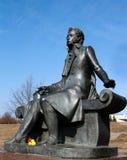 Russische dichter Alexander Pushkin Stock Afbeeldingen