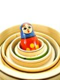 Russische Doll Stock Foto