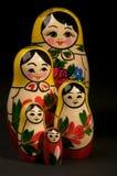 Russische Doll Royalty-vrije Stock Fotografie