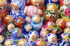 Russische Gestaltungsarbeit Stockfoto