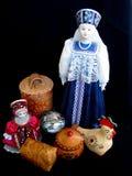 Russische herinneringen Royalty-vrije Stock Foto's