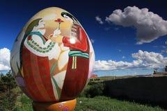 Russische het nestelen poppen Royalty-vrije Stock Afbeeldingen