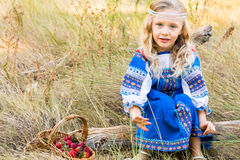 Russische jonge geitjes Stock Afbeeldingen