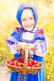 Russische jonge geitjes Stock Foto