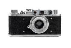 Russische Kamera FED-Produktion 1930 Lizenzfreie Stockfotos