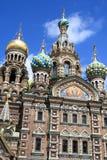 Russische kathedraal Royalty-vrije Stock Fotografie