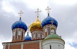 Russische Kerk stock foto