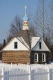 Russische Kerk Stock Afbeelding