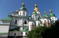 Russische kerk Stock Afbeeldingen
