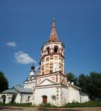 Russische kerk in Suzdal. Royalty-vrije Stock Afbeelding