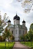 Russische Kirche Stockbild