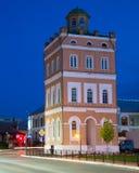 Russische kleine stad murom stock foto
